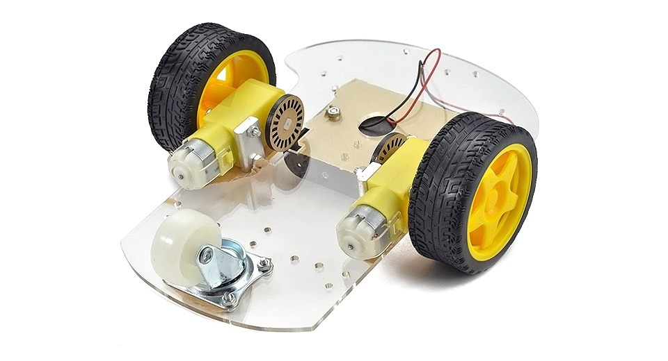 Product Image: smart-car-chassis-w-motors-wheels-set-module