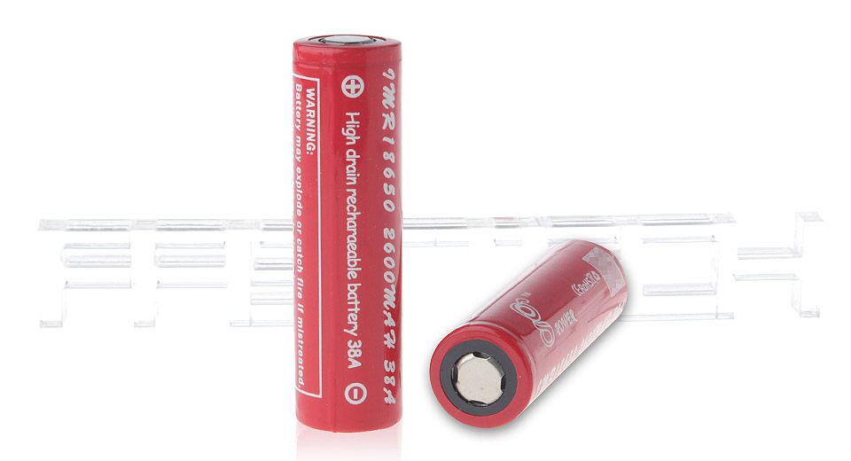 Product Image: gpower-imr-18650-3-7v-2600mah-rechargeable-li-mn