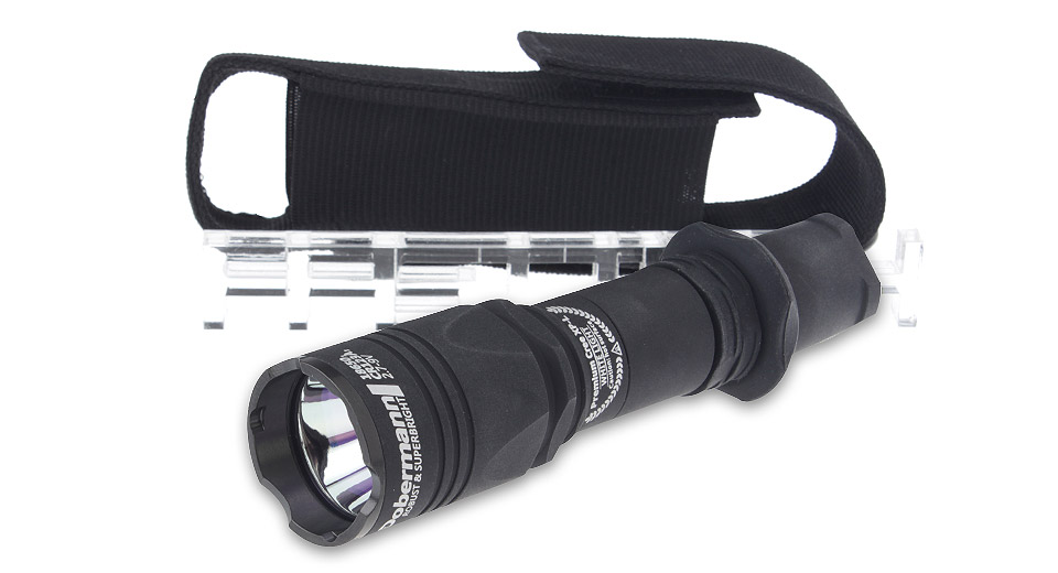 Product Image: authentic-armytek-dobermann-led-flashlight
