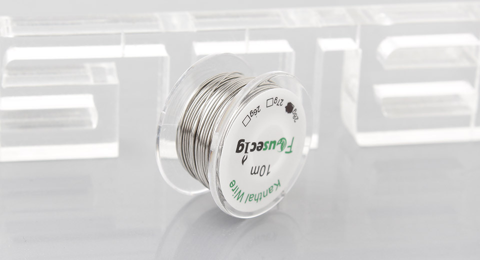 $1.07 Authentic Focusecig Kanthal Heating Wire for RBA Atomizer - 28 ...