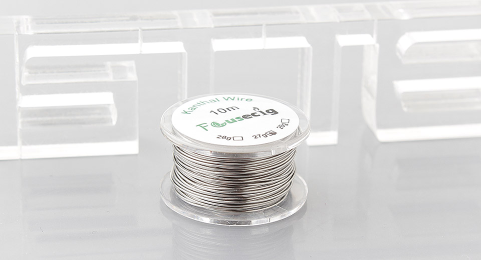$1.15 Authentic Focusecig Kanthal Heating Wire for RBA Atomizer - 27 ...