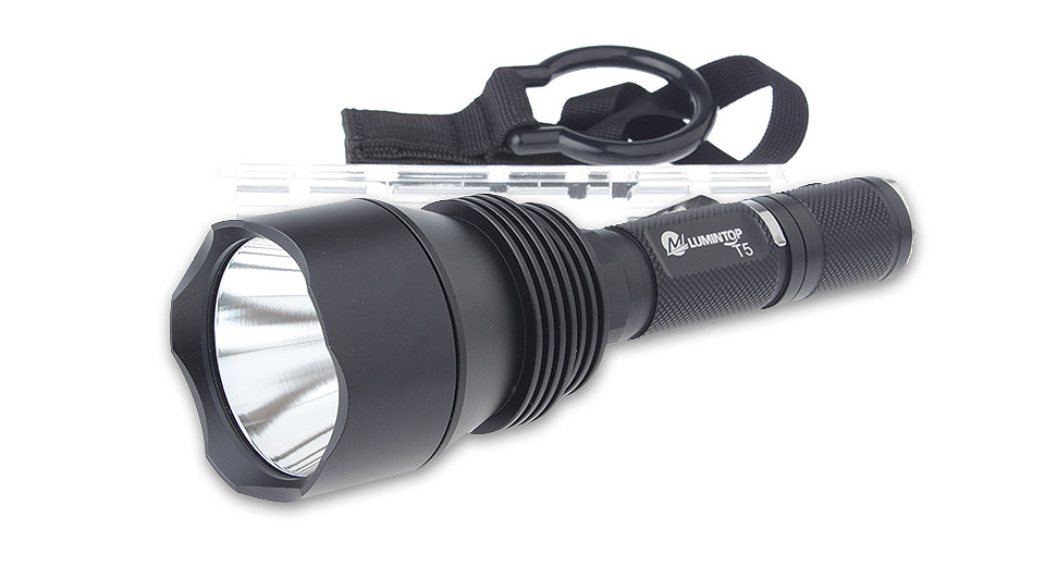 Product Image: authentic-lumintop-t5-tactical-led-flashlight