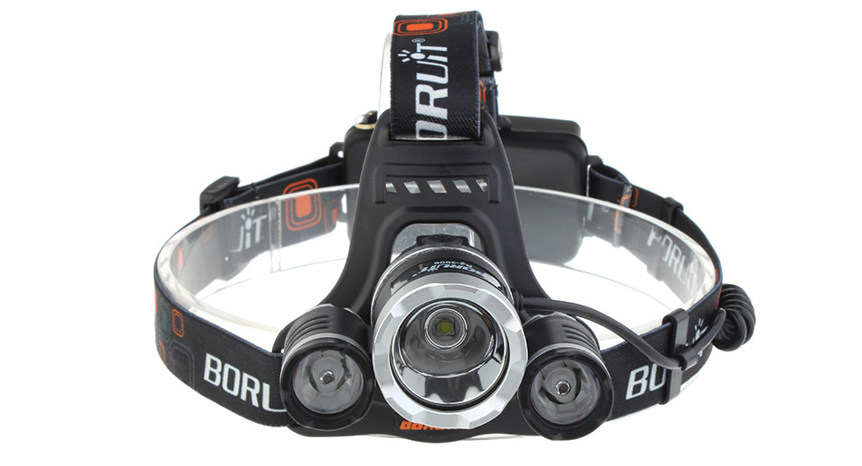 Product Image: boruit-rj-3000-triple-head-led-headlamp
