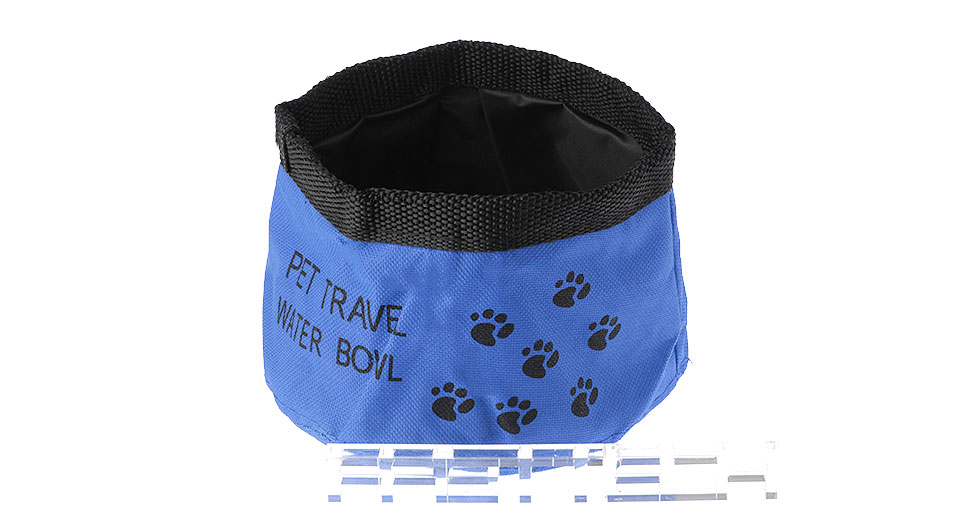Product Image: oxford-fabric-folding-pet-travel-food-water-bowl