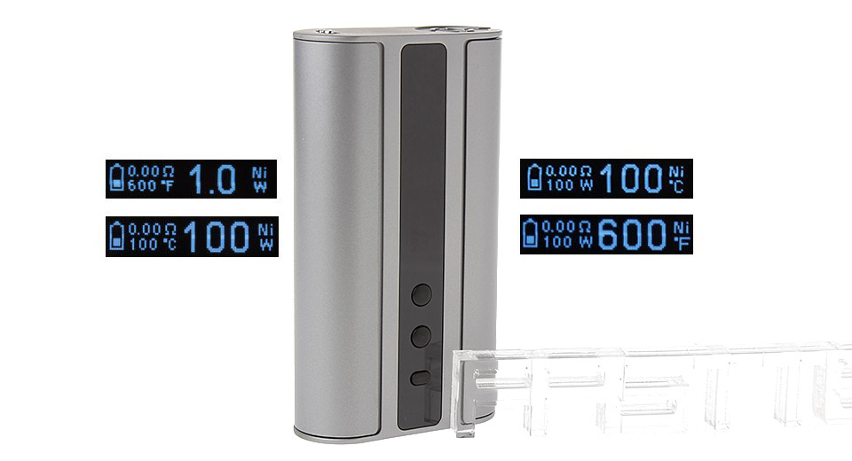 Product Image: authentic-eleaf-istick-100w-tc-vw-apv-box-mod