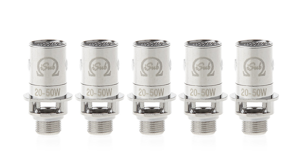 Product Image: authentic-innokin-isub-replacement-coil-head-5