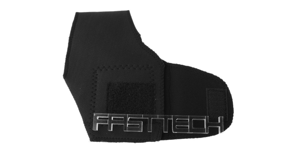Tourmaline Magnetic Therapy Self-Heating Ankle Brace Support Pad (Pair)