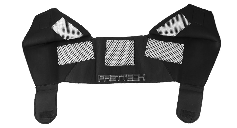 Tourmaline Magnetic Therapy Self-Heating Shoulder Brace Support Pad