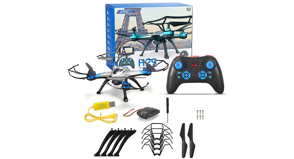 Product Image: authentic-jjrc-h29c-2-4ghz-r-c-quadcopter-2mp