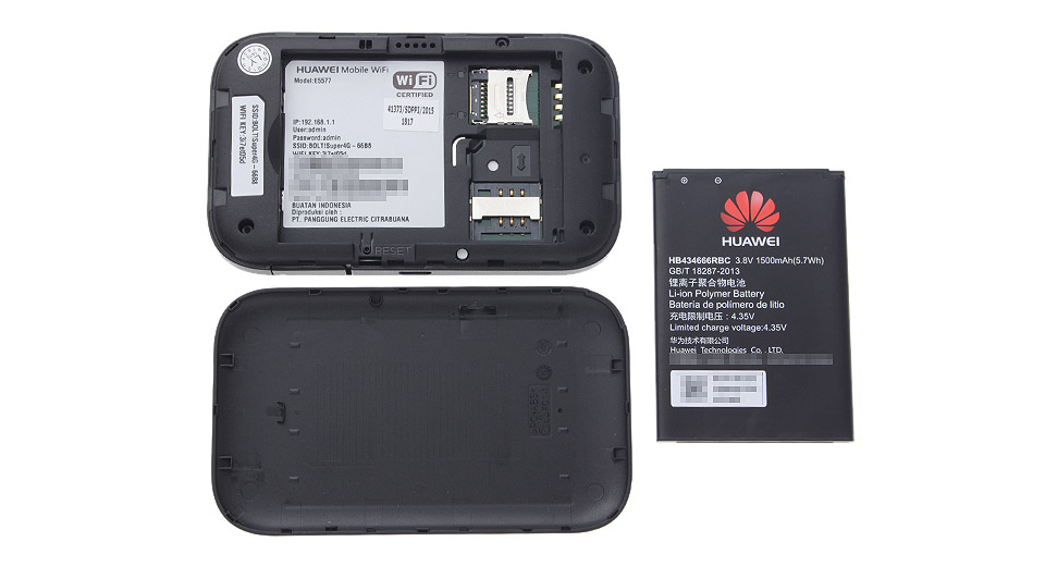 Authentic Huawei E5577 LTE Wireless Router