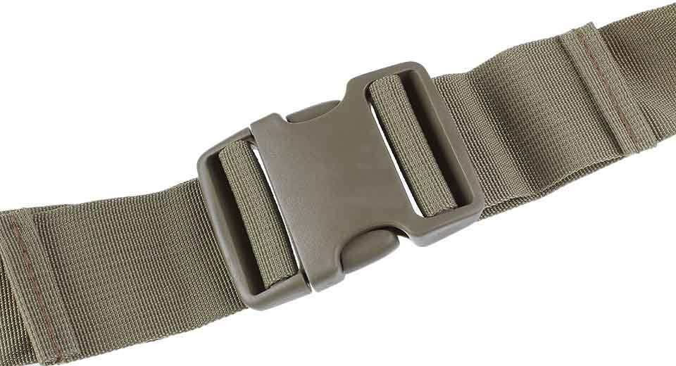 LUOMAN Outdoor Tactical Unisex MOLLE Waist Belt