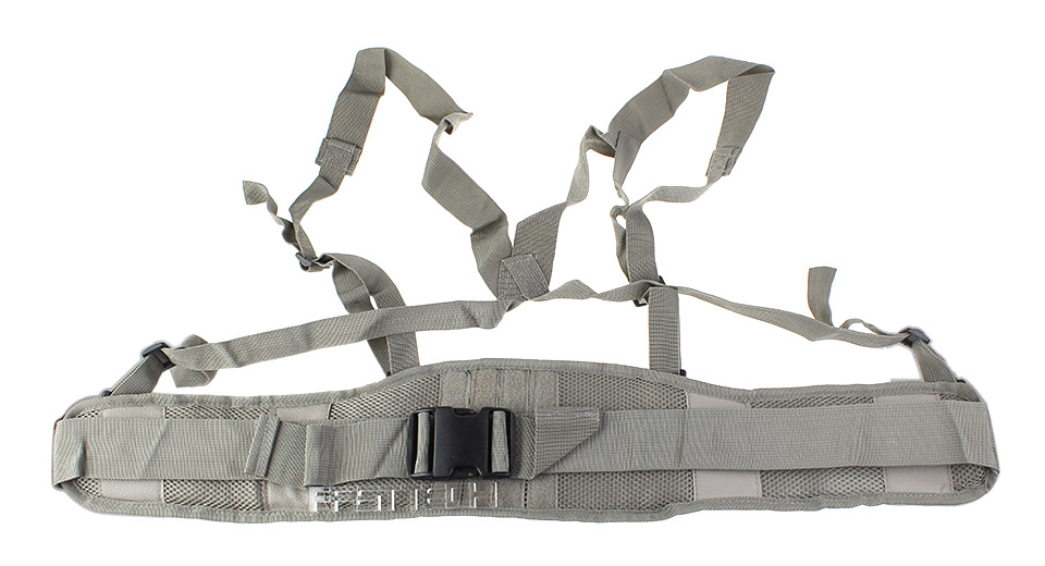 Product Image: luoman-outdoor-tactical-unisex-molle-waist-belt