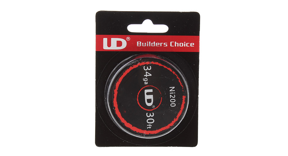 Product Image: authentic-ud-ni200-nickel-heating-wire-for