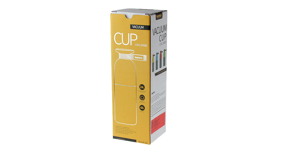 REMAX RCUP-02 Vacuum Cup (300ml)