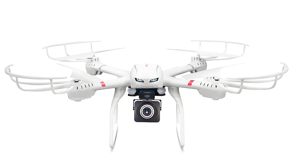 Product Image: authentic-mjx-x101-2-4ghz-4ch-r-c-quadcopter