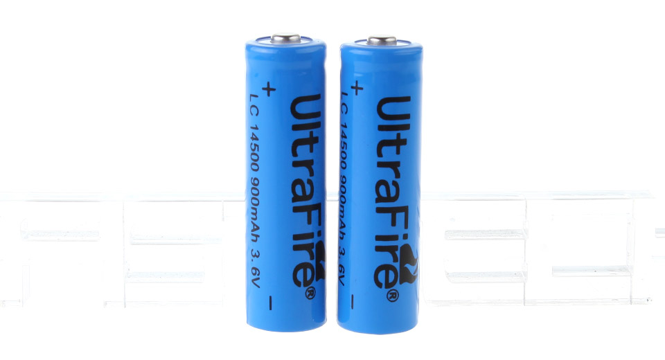 Product Image: ultrafire-inr-14500-3-6v-750mah-rechargeable-li
