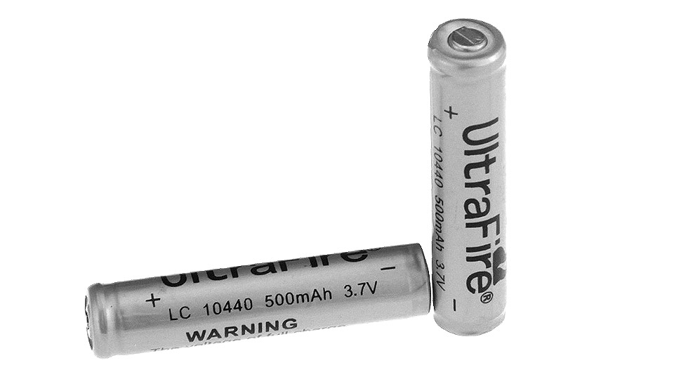 Product Image: ultrafire-inr-10440-3-7v-500mah-rechargeable-li