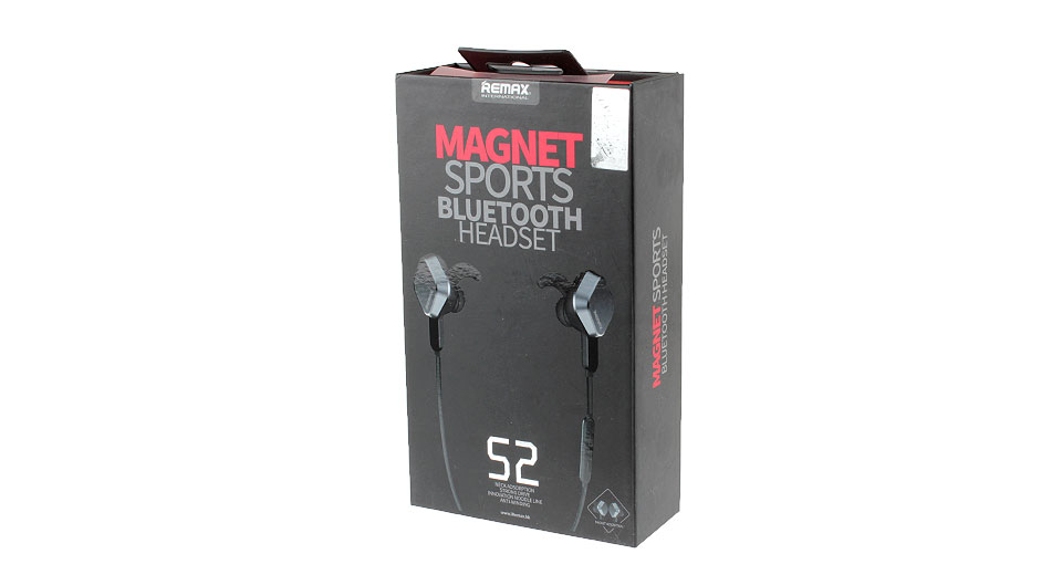 18 29 Free Shipping Remax Rb S2 Bluetooth V4 1 Sports Stereo Headset Rb S2 Black At M Fasttech Com Fasttech Mobile