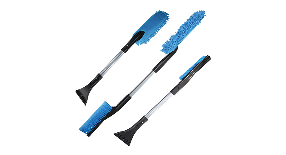 Product Image: 3-in-1-car-ice-scraper-snow-brush-cleaner-3-pieces
