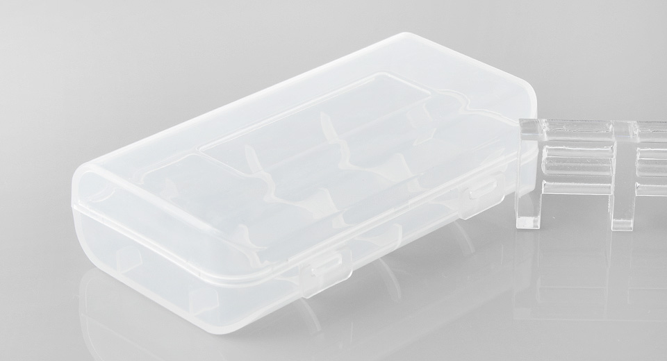 2*18650 Battery Protective Storage Case Box