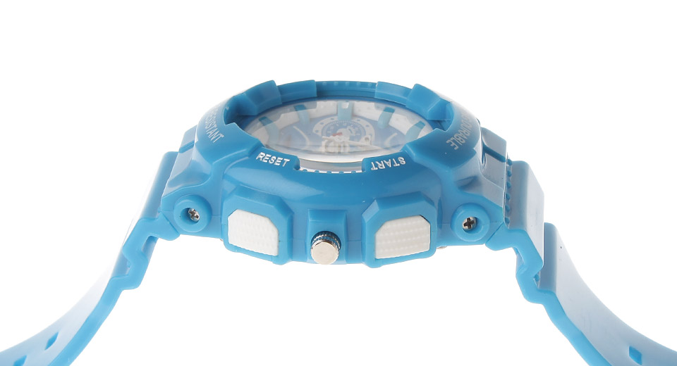 Skmei Children's Analog + LED Digital Dual Mode Wrist Watch