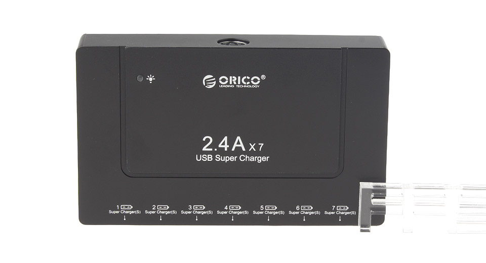 Product Image: authentic-orico-dcp-7u-7-port-usb-charging-station