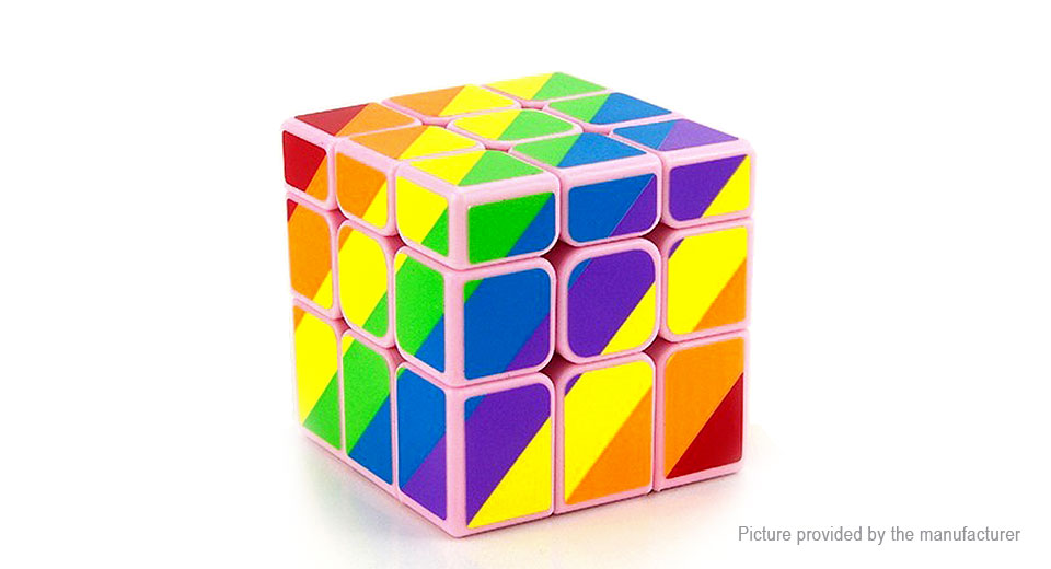 Product Image: yj-yj8313-unequal-3x3x3-puzzle-speed-cube