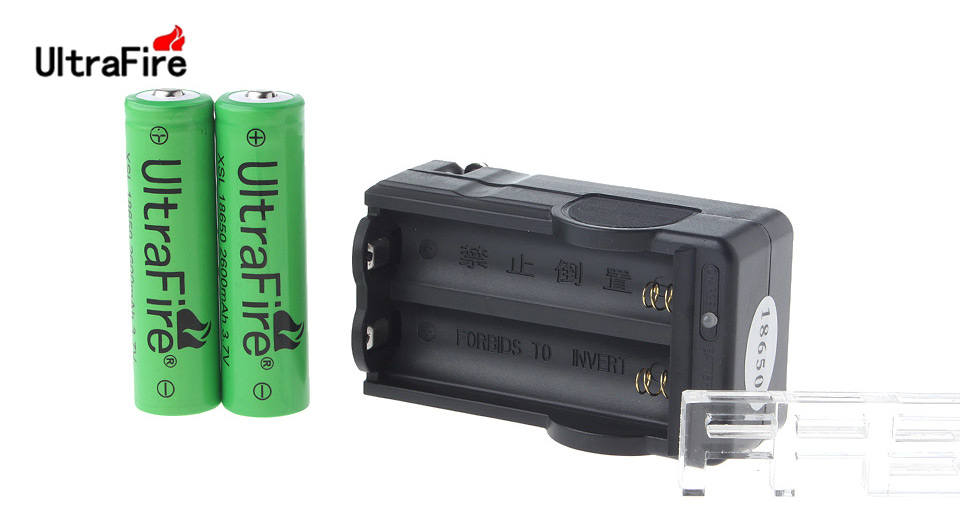 Product Image: ultrafire-18650-battery-charger-w-2-inr-18650-3