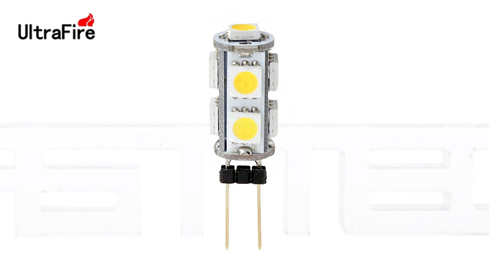 Product Image: ultrafire-g4-1-8w-9-5050-126lm-3500k-warm-white