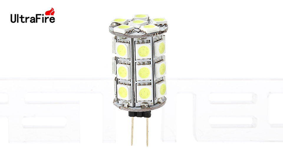 Product Image: ultrafire-g4-4w-27-5050-86lm-6500k-cool-white-led