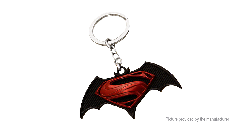 Batman V Superman Dawn Of Justice Logo Keychain