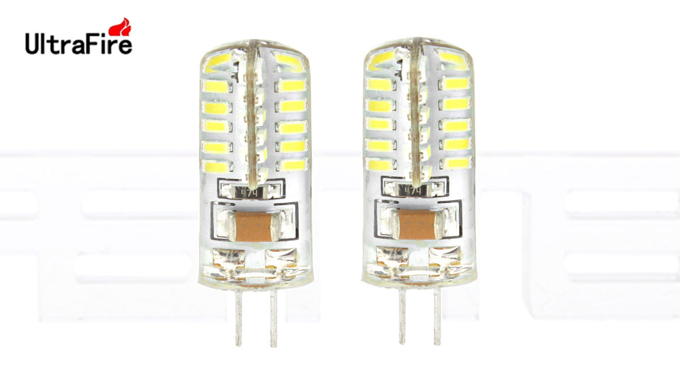 Product Image: ultrafire-g4-3w-48-3014-260lm-6500k-cool-white