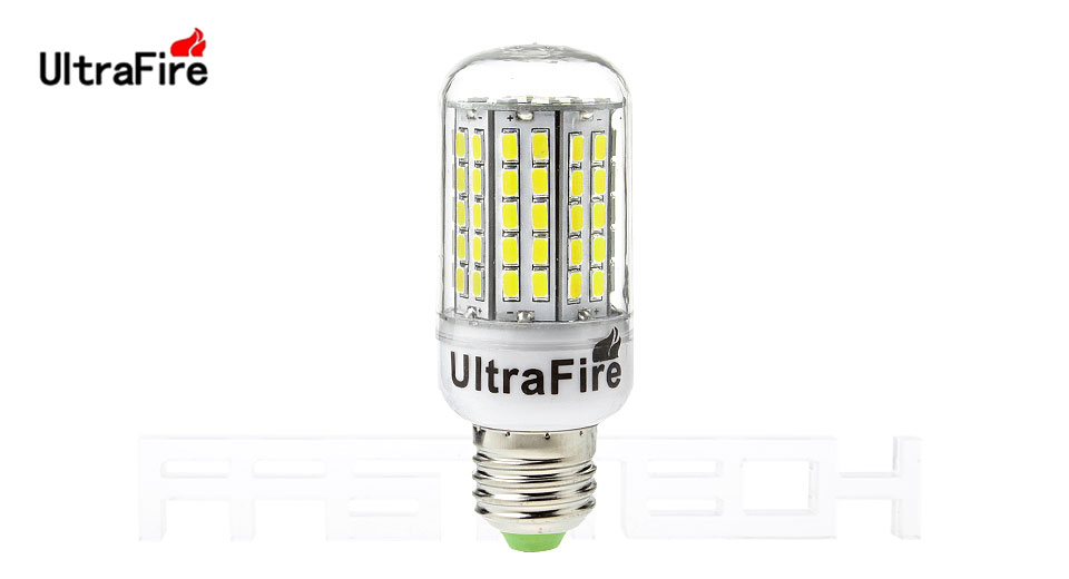 Product Image: ultrafire-e27-10w-96-5730-1500lm-6500k-pure-white