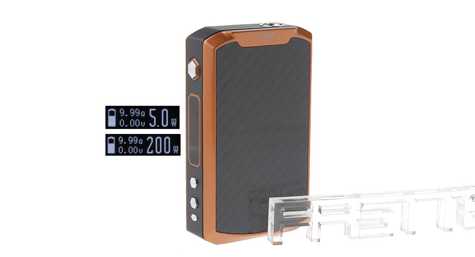 Authentic Vaporesso Tarot 200W TC VW APV Box Mod