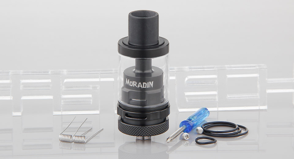 Product Image: authentic-cloudcig-moradin-rta-rebuildable-tank