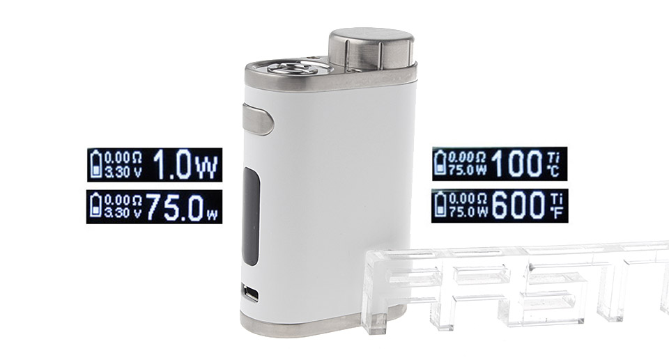 Product Image: authentic-eleaf-istick-pico-75w-tc-vw-apv-box-mod