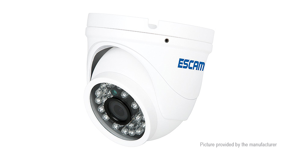 Product Image: authentic-escam-peashooter-qd520-1-4-cmos-720p-ip