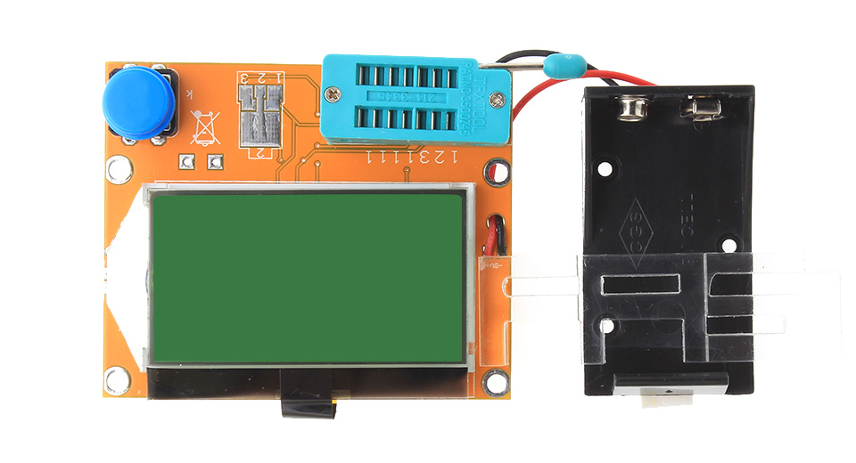 Product Image: lcr-t4-atmega328-transistor-tester-board