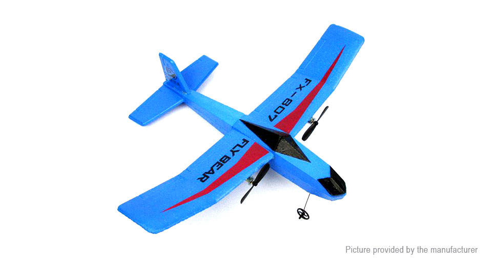 Product Image: flybear-fx-807-2-4ghz-2ch-epp-fixed-wing-r-c