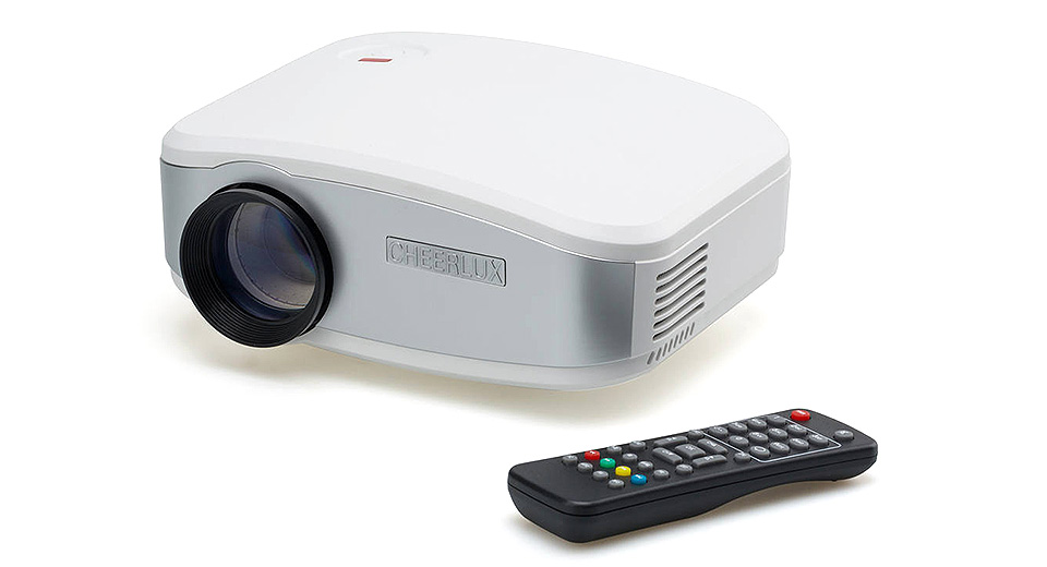 Product Image: cheerlux-c6-1080p-hd-led-projector