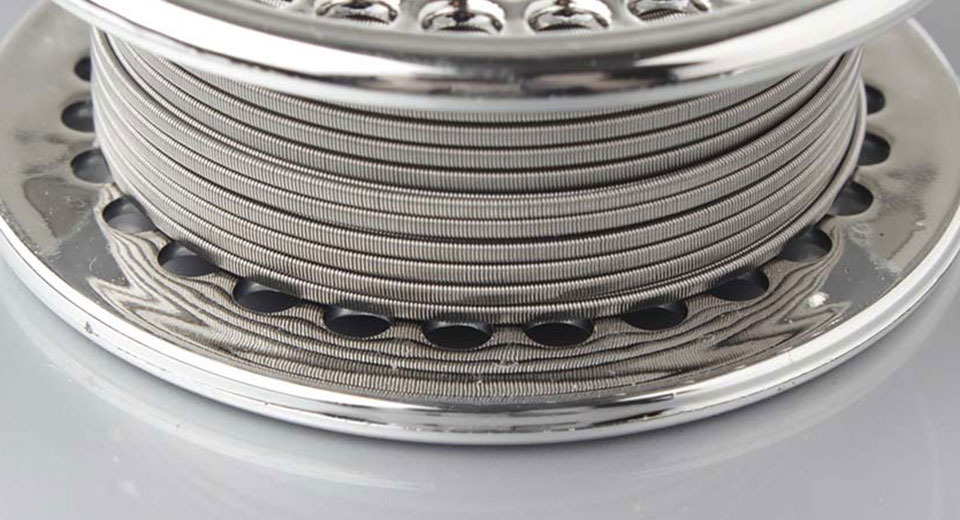 $5.56 Demon Killer Kanthal A1 Alien Heating Wire for RBA Atomizers ...