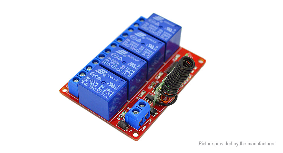 433 MHz Transmitter and Receiver Modules - great for Arduino
