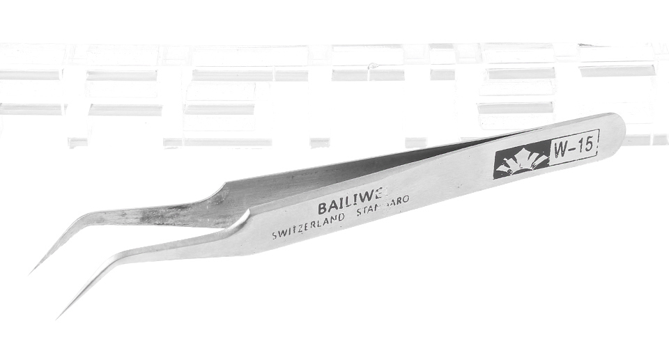 Product Image: bailiwei-stainless-steel-tweezers-for-e-cigarettes