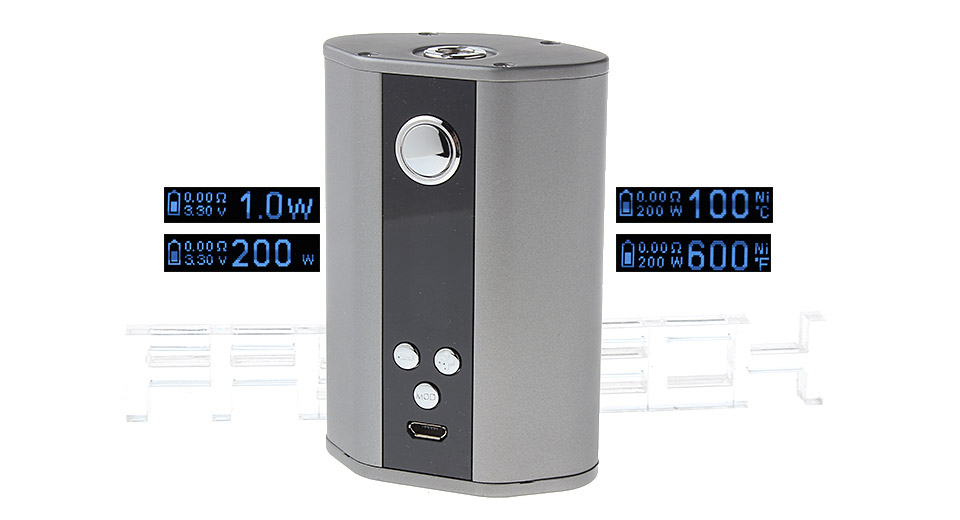*SALE* Authentic Eleaf iStick 200W TC VW APV Box Mod