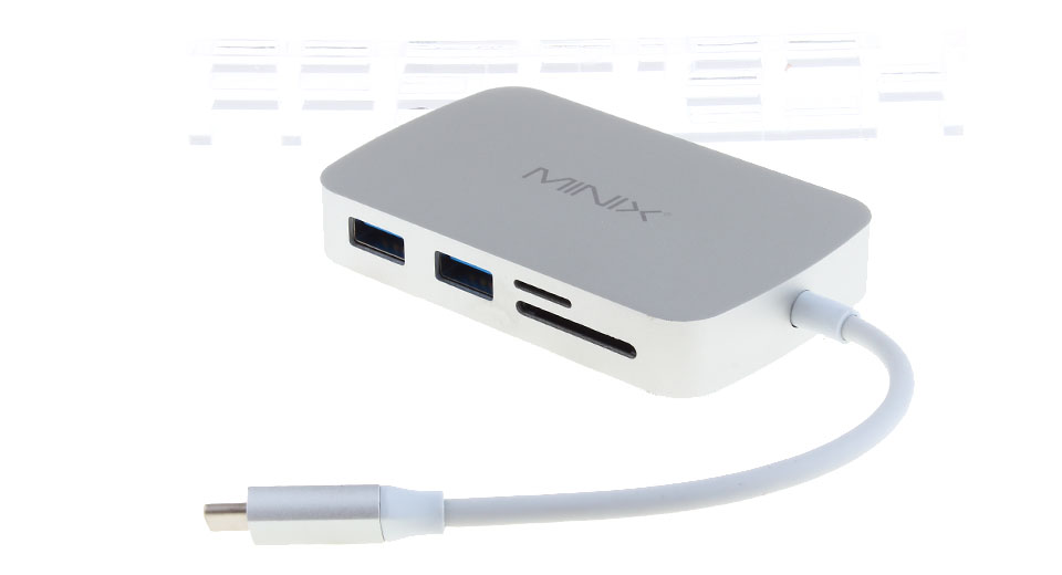 Product Image: minix-neo-c-usb-c-multiport-adapter