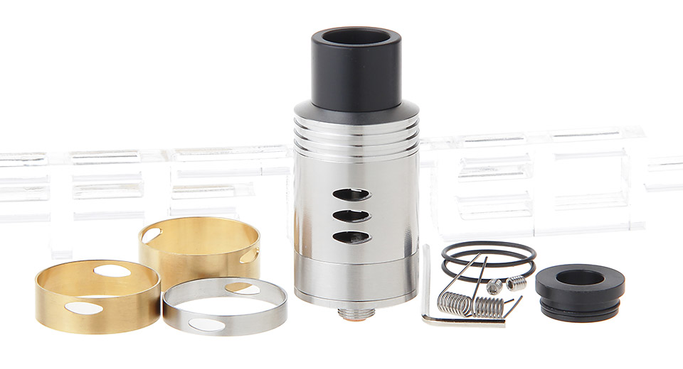 So Horney Styled RDA Rebuildable Dripping Atomizer