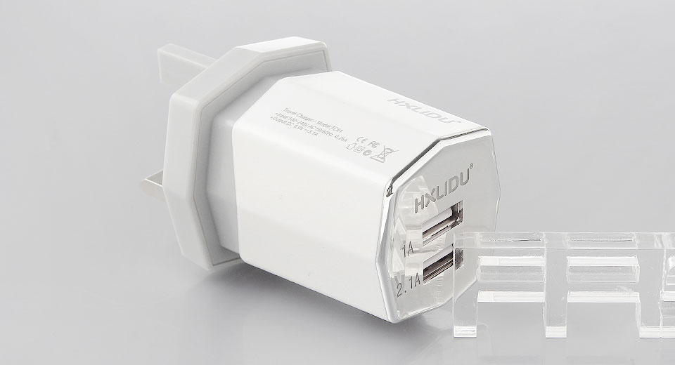 Product Image: hxlidu-tc01-2-port-usb-wall-charger-power-adapter
