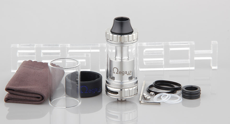 Product Image: authentic-advken-ohmega-v2-rta-rebuildable-tank