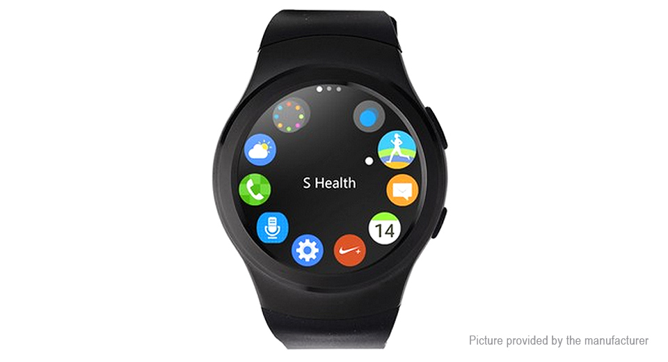 136 95 1 54 Quot Touch Screen Gsm Smart Watch Phone 128mb