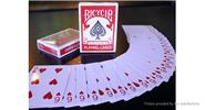 Magic8000 Svengali Deck Bicycle Card Close Up Magic Trick